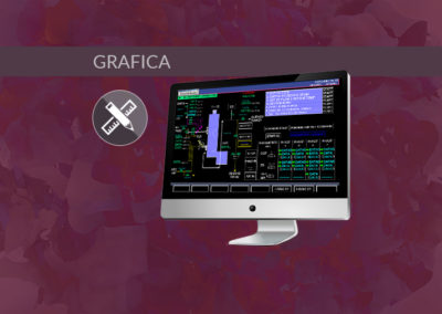 Tavole grafiche per simulatore impianto ENI